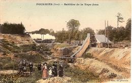 FOURMIES   (NORD)  - SABLIÈRE DE LA TAPE-JEAN - Fourmies