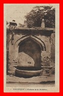 CPA SALONIQUE (Grèce)  Fontaine De Cassandre...C778 - Grecia