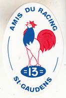 Autocollants  Amis Du Racing  St GAUDENS  13 - Stickers
