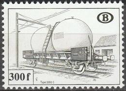 1999 TR453** Zonder Scharnier.Goederenwagons. - Spoorwegen 1999 TR453** Zonder Scharnier.Goederenwagons.OB - Chemins De Fer