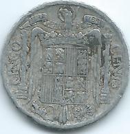 Spain - Regency - 1941 - 5 Centimos - KM765 - [ 4] 1939-1947 : Gobierno Nacionalista
