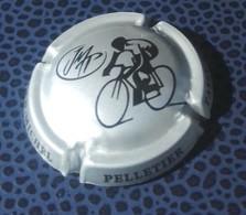 Capsule Champagne Cyclisme Jean Michel Pelletier 51700 Passy Grigny - Autres