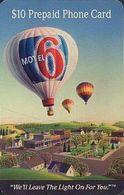 USA - MCI - Prepaid - Ballon - 10$ - Vereinigte Staaten