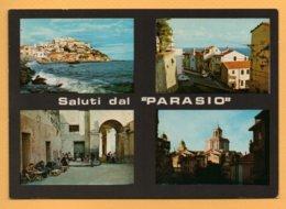 "Saluti Dal ""Parasio"" - Imperia - Porto Maurizio - Imperia"