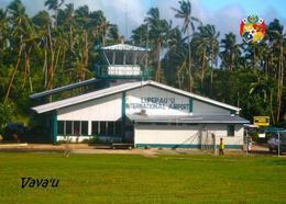 Tonga Lupepau'u Airport New Postcard - Tonga
