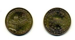 Médaille Touristique De 2004 / Vézelay - Basilique De La Madeleine - 2004