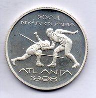 HUNGARY, 1.000 Forint, Silver, Year 1995, KM #716 - Hungary