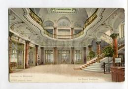 3129655 Switzerland MONTREUX Kursaal Le Grand Vestibule Vintage - Suisse