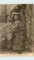 20* Folklore     Jeune Fille Fontaine             CORSE-0744 - Costumes