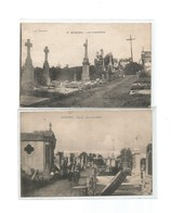 Aubers 2 Cartes - France