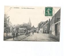 Aubers -rue D'houdringue - France