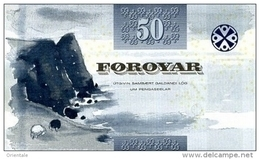FAEROE P. 29 50 K 2011 UNC - Färöer Inseln