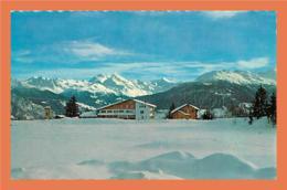 A154 / 365 Suisse - MONTANA - Hotel Du Lac - Sin Clasificación