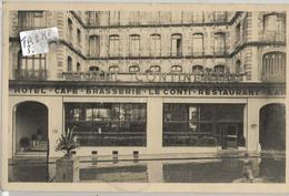 BREST  Brasserie Continental Place De La Tour D'Auvergne - Brest