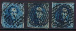 Lot Medaillons 20 Cent (3x) In Variërende Staat (zie  Scan) , Ideaal Lot Voor De Specialist ! Inzet Aan 1 €  ! - 1849-1865 Medallions (Other)