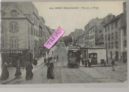 BREST -- -RECOUVRANCE--Rue De La PORTE - Brest