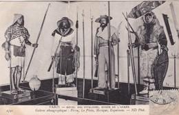 GALERIE ETHNOGRAPHIQUE, PEROU LA PLATA MEXIQUE ESQUIMAU. MUSEE DE L'ARMEE, PARIS. FRANCE CPA OBLIT CIRCA 1900's  -LILHU - Musées