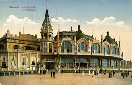 026 951 - CPA - Belgique - Oostende - Le Kursaal - Oostende