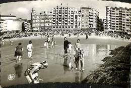 026 953 - CPSM - Belgique - Oostende - Promenade Albert 1er - Oostende