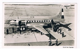 VT-395  CONVAIRLINER ( KLM) At Geneve Airport - 1946-....: Modern Tijdperk