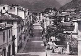 CPM / Sondrio (Italia)  Via A, De Simoni ...  Ed Pittino 22  Rare  Vera Fotografia - Sondrio