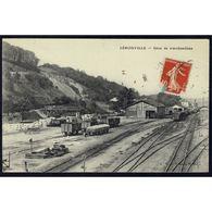 55 - LEROUVILLE (Meuse) - Gare De Marchandises - Lerouville