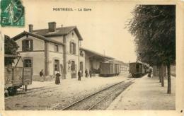 PONTRIEUX LA GARE - Pontrieux