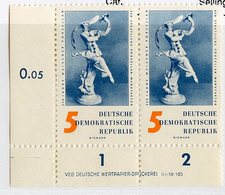 DDR- 4337  DDR 1960  Mi.# 774 DV ** ( Cat.€2.50 ) - [6] Democratic Republic
