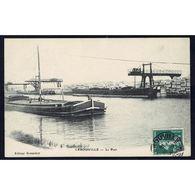 55 - LEROUVILLE (Meuse) - Le Port - Lerouville
