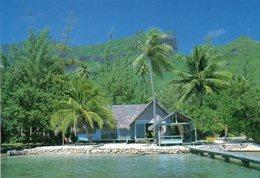 Maison De Vacances à Moorea - Polynésie Française