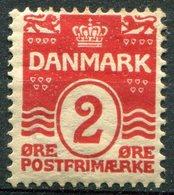 DANEMARK -  Y&T  N° 49 *...perf 12.5 - 1905-12 (Frederik VIII)