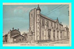 A836 / 491 87 - LIMOGES Eglise St Paul St Louis - Limoges