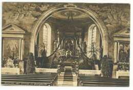 Foto Ansichtskarte Oetigheim Ötigheim Rastatt 1917 Kirche - Rastatt