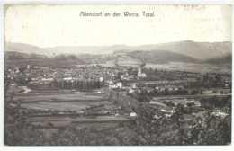 Ansichtskarte Allendorf An Der Werra 1909 Nach Bemerode - Bad Sooden-Allendorf