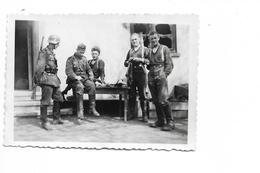 ALLEMAGNE SARRE  GERSHEIM    SOLDATS ALLEMANDS  1940 DOUANE - Saarpfalz-Kreis