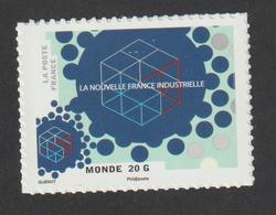 Timbre Adhésif  - 1069 -       -   2014  -  La Nouvelle France Industrielle - KlebeBriefmarken