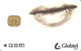 GLOBTEL * GSM * MOBILE * SIM CARD * MOUTH * ORAL * EAR * EYE * HEAD * Globtel 02 * Slovakia - Slovaquie