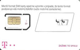 T-MOBILE * MOBILE * GSM * SIM CARD * T-Mobile 14 * Slovakia - Slowakei