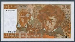 10 Francs Berlioz 1/7/1976 FAYETTE F63 (19) NEUF - 10 F 1972-1978 ''Berlioz''