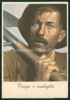 Militari Fascismo Vanga E Medaglia Boccasile FG M142 - Italie
