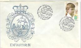 MATASELLOS 1981 AVILES - 1931-Hoy: 2ª República - ... Juan Carlos I