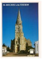 SAINT MICHEL EN L'HERM. L'Eglise - Saint Michel En L'Herm