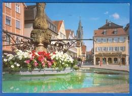 Deutschland; Reutlingen; Marktplatz - Reutlingen