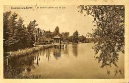 026 994 - CPA - Belgique - Genval-les-eaux - Les Embarcadères Sur Le Lac - Rixensart