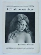 L'étude Académique 245 (Avril 1914) Etude De Nus Féminins - Kunst