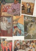 Lot De 16 Cartes Postales De Grands Peintre Une Majorité De Tableaux De GAUGUIN - Künstlerkarten
