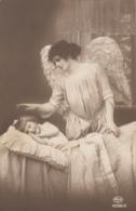 CPA - L'ange Gardien - Angels