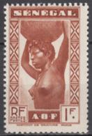 N° 164 - X X - ( C 2022 ) - Gomme Tropicale - Sénégal (1887-1944)