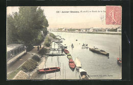 CPA Juvisy-Draveil, Bords De La Seine - Draveil