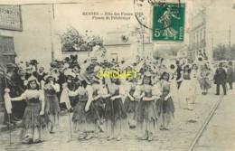 35 Rennes,  Fête Des Fleurs 1910, Fleurs De Printemps - Rennes